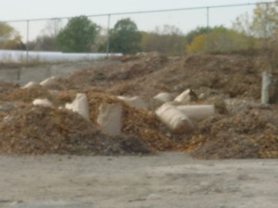 Yard Waste Site